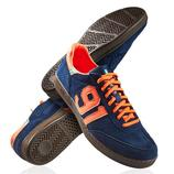 SALMING NinetyOne blau orange (#1234070-040
